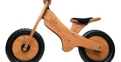 Bicicleta bamboo