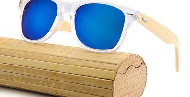 Lentes de bamboo