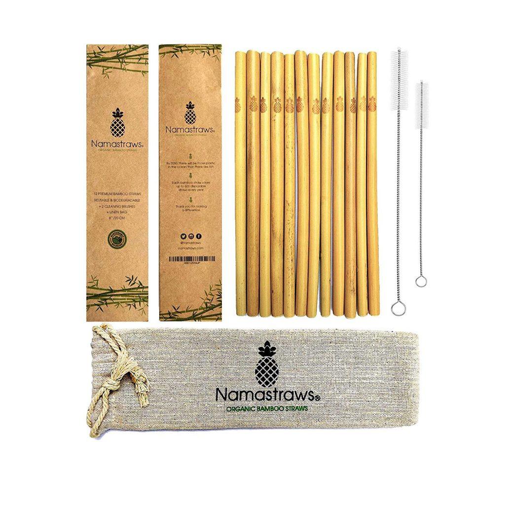 popotes bambú