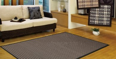 Bamboo Japanese carpet