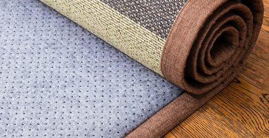 Bambú alfombra