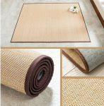 Bambú alfombre
