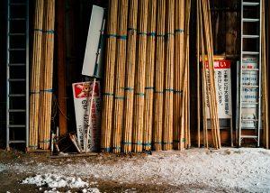 bamboo para construcción